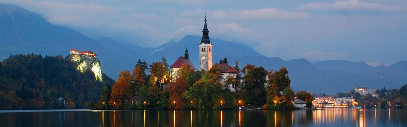 Hotels in het prachtige Slovenië